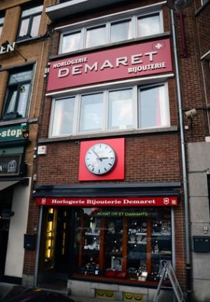 La vitrine Demaret